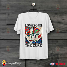 Electronica The Cure Lovesong  Punk Retro CooL Hipster Unisex T Shirt B672