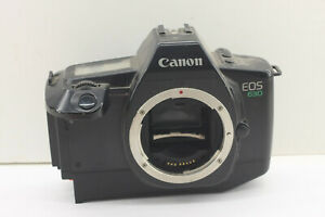 Canon EOS 630 - 35mm SLR Camera - Scrap Bin PARTS J25G