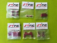 HPI Blitz - STRC Aluminum Parts Lot (Red) (A19) (E-Firestorm)