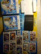 Nintendo 3DS Kid Icarus Uprising Box Set With Game Case Stand Cards