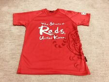 KFA Korea National Soccer Jersey Size 85 or XS - The Shouts Of The Red Tiger