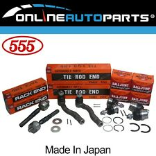 Front End Ball Joint Tie Rod Rack End Kit suits Landcruiser HDJ100 UZJ100 98~02