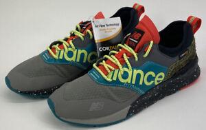 New Balance 997H Mens Size 7 D Nylon Multicolor Sneaker Cordura Air Flow NWOB