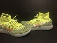 Nike LunarEpic Flyknit Shield Men's Running Shoes  849664-700 Size 10