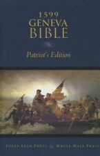 1599 Geneva Bible: Patriot's Edition