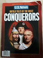 U.S. News & World Report Magazine. 2006. The Great Conquerors