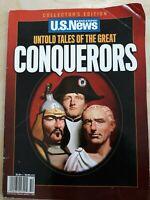 U.S. News & World Report Magazine. 2006. The Great Conquerors