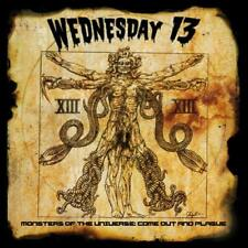 WEDNESDAY13 - MONSTER OF THE UNIVERSE: COME OUT AND PLAGUE   CD NEU