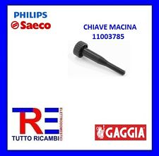 CHIAVE REGOLAZIONE MACINA MACCHINA DEL CAFFE' SAECO GAGGIA PHILIPS 11003785