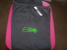 Seattle Seahawks Dark Gray Sweatpants Mens Large New w/ Tags FREE SHIPPING