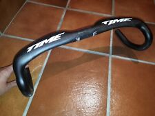 Manillar Handlebar Time carbon matt 42cm Reach 95 mm