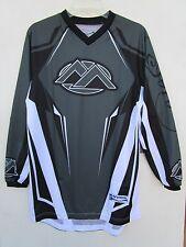 MARSHALL Solo Motocross BMX Jersey Grey/black YOUTH KIDS size EXTRA LARGE