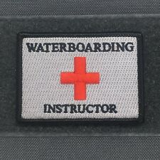 Tactical Outfitters - Waterboarding Instructor Morale Patch
