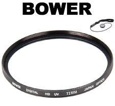 Bower 72mm Digital UV Filter for Sony (SELP18105G) E PZ 18-105mm f/4 G OSS Lens