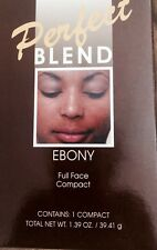 Perfect Blend Compact Makeup Ebony full face