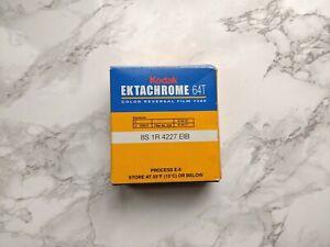 Kodak Ektachome 64T Super 8 Film (Sealed)