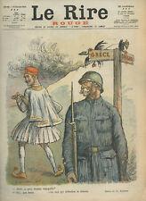 LE RIRE ROUGE N°63. 29 JANVIER 1916.