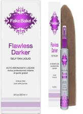 Fake Bake Flawless Darker Self-Tanning Liquid | 6 Ounce, Basic pack