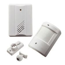 wirless infrared alarm Door Bell Driveway Patrol Garage  System Motion Sensor