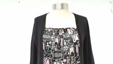 Ladies Miss Sixty Killah Collection Dress/Cardigan Good Quality Designer UK L