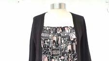 Ladies Miss Sixty Killah Collection Dress/cardigan Good Quality DESIGNER UK L
