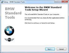 BMW Standard Tools 2.12 - INPA NCS EXPERT WINKFP TOOL32 EDIABAS