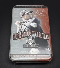 TIGER WOODS COLLECTOR CARD SET 2001 UPPER DECK NEW