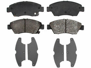 For 2009-2012, 2015-2017 Honda Fit Brake Pad Set Front AC Delco 17619JY 2010