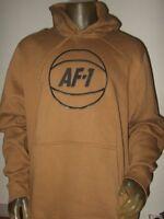 2X Nike Sportswear AF1 Air Force 1 Sport Beige Pullover Fleece Hoodie 888299-245