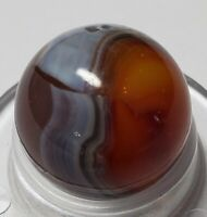 Very Rare and Hard to Find HTF Vintage Vitro Agate Exotic Conquer Marble .60 In