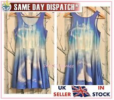 Cinderella Dress (Disney Milk Black Play Princess UK Tale as Old as Time 8 10 12