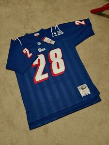 New England Patriots Curtis Martin Mitchell & Ness 1996 Retired Legacy Jersey