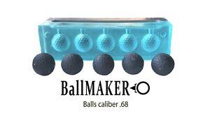 BallMAKER MOLD for making BALLS cal. 68 for HDS RAM TipX Tiberius First Strike