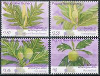 Papua New Guinea 2020 - Breadfruit (Artocarpus altilis) (2020) - Set MNH **