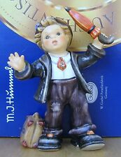 HUM #2166 CIRCUS ACT TM8 GOEBEL M.I. HUMMEL FIGURINE GERMANY CLOWN NIB $230