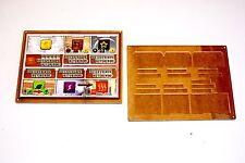 Jugador Board para terraformación Marte TFM Juego de Mesa por once diseños de árbol