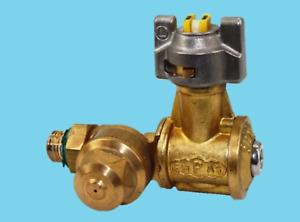 Empas TeeJet 8002 VK Yellow Split Position Nozzle Complete Left *BRAND NEW*