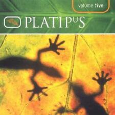 PLATIPUS FIVE 5 = AMbassador/Moogwai/Corsten...= CD = TRANCE PROGRESSIVE !!