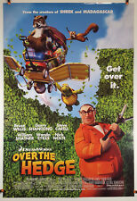 Over the Hedge 2006 Original Movie Poster 27x40 Rolled, Double-Sided