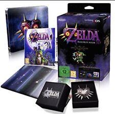 Zelda Majoras Mask 3ds Special Edition