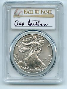 2020 (S) $1 Silver Eagle Emergency Issue PCGS MS70 FDOI Don Sutton