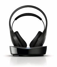 Philips SHD8600/30 Digital Wireless Rechargeable Headphones with Docking Station