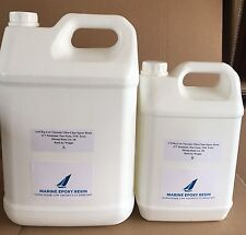 10kg Low Viscosity Ultra-Clear UV Resistant Epoxy Resin for Marine Applications