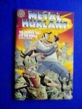 Metal Hurlant 14. Six stories..