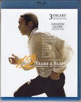 12 years a slave [Blu-ray] (Oscar® 2014 du meilleur film)