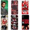 La Casa de Papel Serie Fundas Iphone X, 5/5S, 6/6S, 6+/6S+ ,7/7+ ,8 /8+