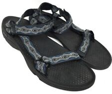 TEVA Sz 13 Navy Gray Sport Men's Sandals