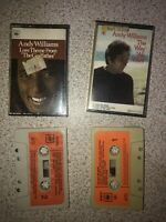 Andy Williams The Way We Were And Love Theme From The Godfather Cassette Tape