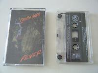 CRASH N' BURN FEVER CASSETTE TAPE RCA 1991