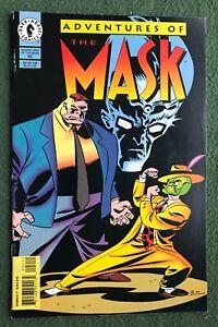Adventures of the Mask #2 Dark Horse Comics vf